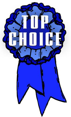 Top Choice Ribbon