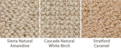 Un-Dyed Natural Wool Carpet