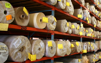 Unique Carpets Ltd Roll Inventory