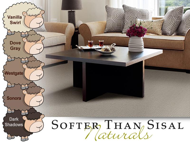 Softer Than Sisal Naturals