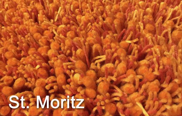 Orange St. Moritz